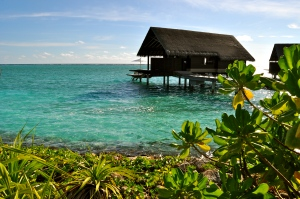 Até os paraísos tem uma certa burocracia.  (Maldivas/ Sarah Ackerman)