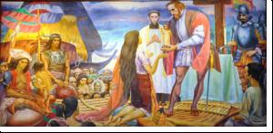 Reprodução de imagem do Museu Nacional das Filipinas. Qualquer coincidência é mera semelhança.