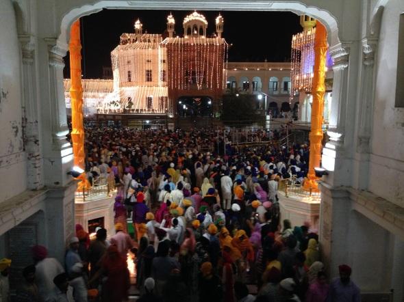Comemorando com os sikhs